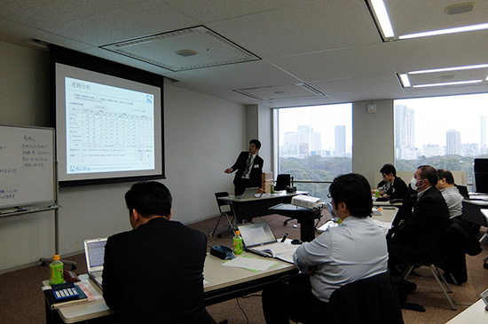 1回目 セッション① データを見ながら実例改善について学びます